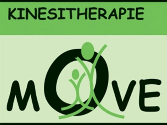 Logo kinesitherapie Move